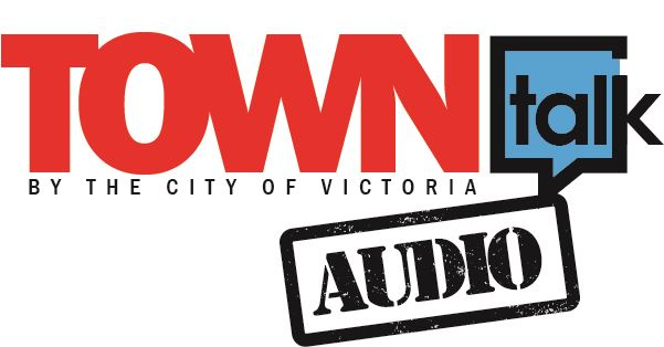 TOWNtalk Audio Only logo